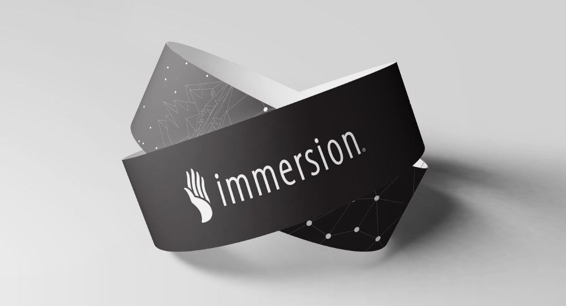 Immerson Wristbands