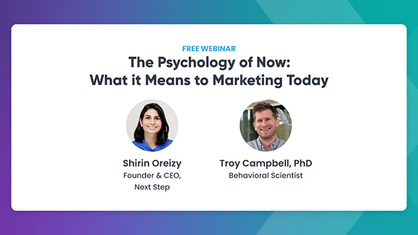 The Psychology of Now: What it Means to Marketing Today